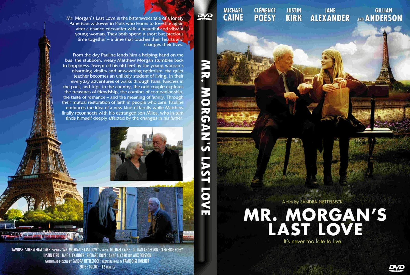mr morgans last love