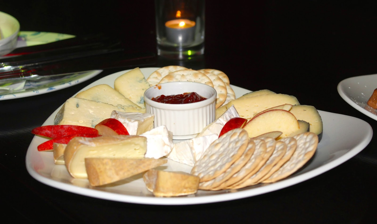 An Pucan cheese board