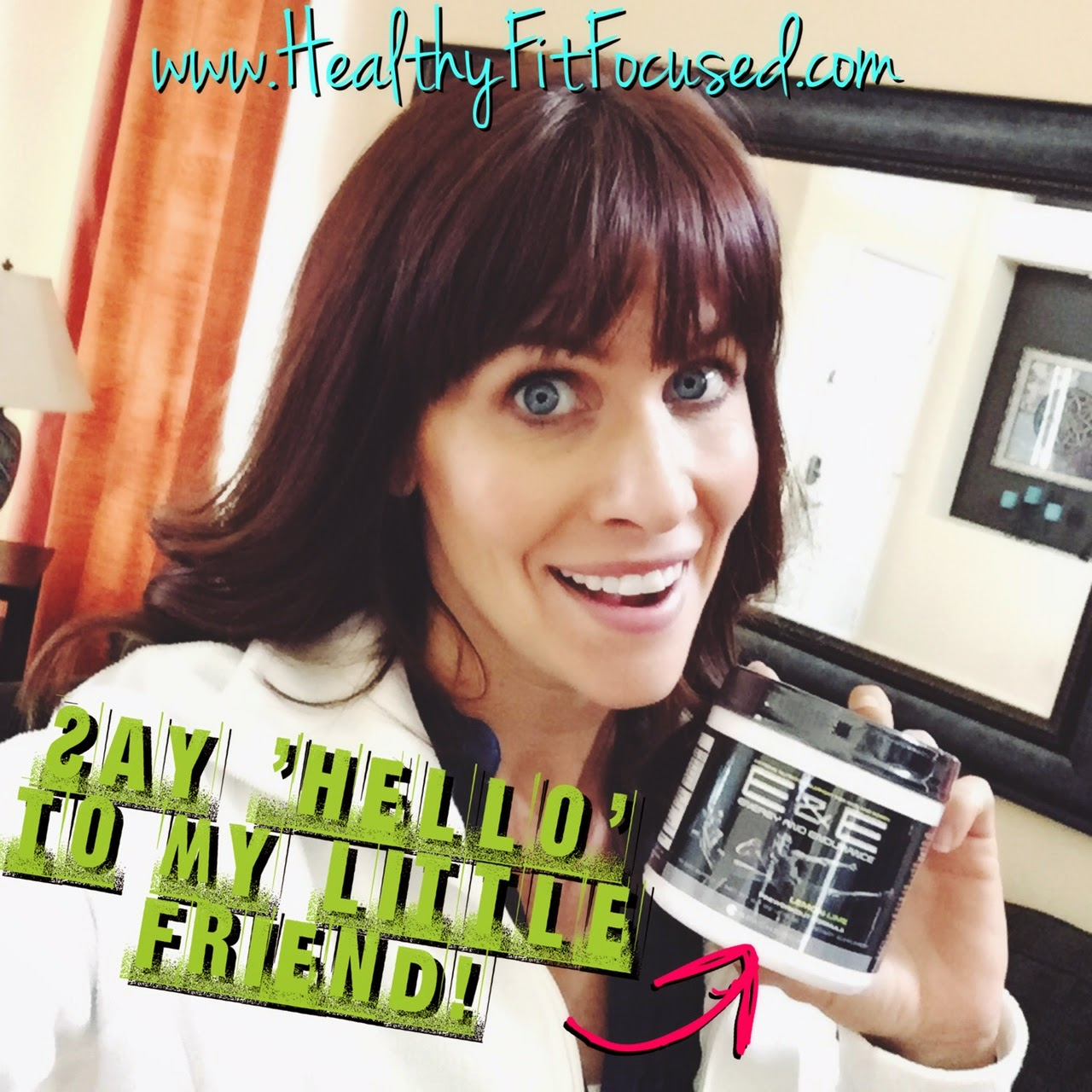 My top 10 Favorite Workout Items!  www.HealthyFitFocused.com, Julie Little, workout from home, energy and endurance