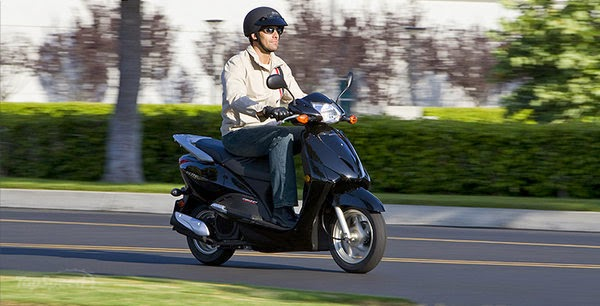 Honda Elite Black New Scooters Wallpapers