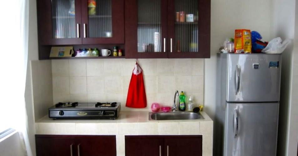 gambar dapur sederhana design rumah minimalis