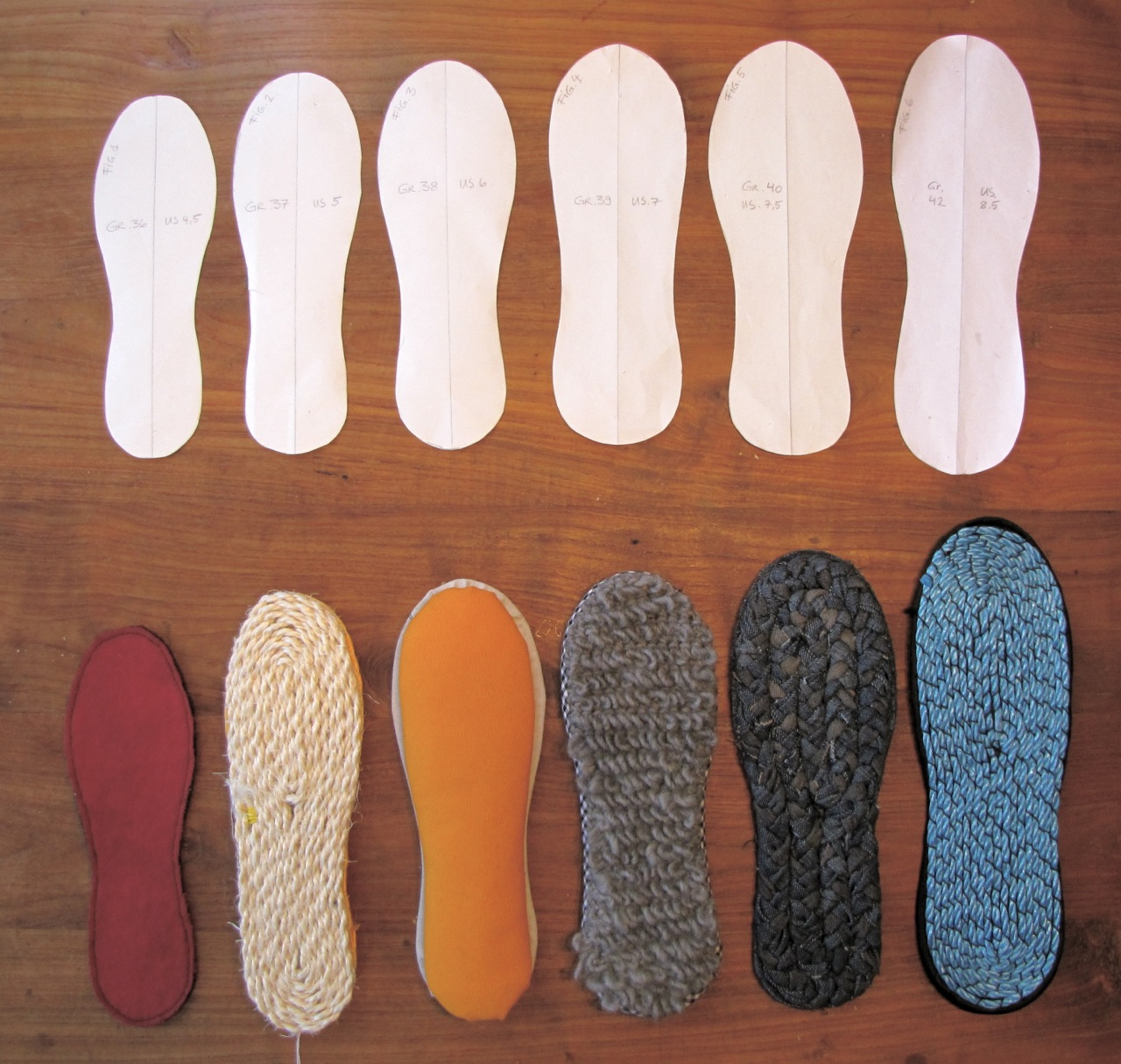 Of Dreams And Seams Shoe Shortage Making Soles For House