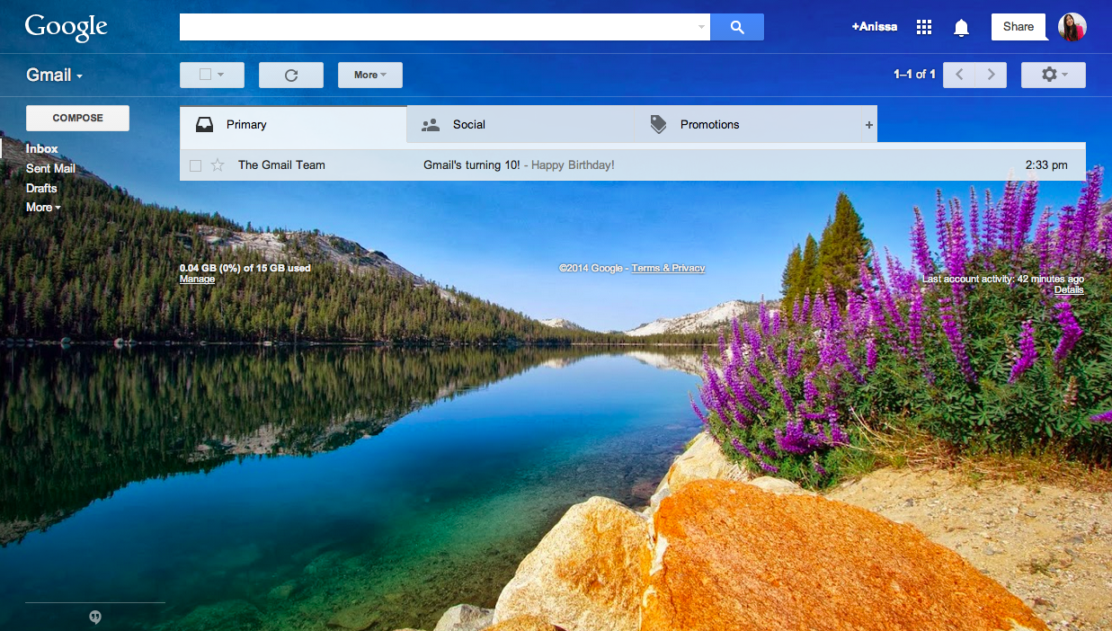 New themes for gmail - Gmail And Any Other Online Mail Service Has Been A Very Important Improvement In The Creation Of Technology And New Sources Of Internet