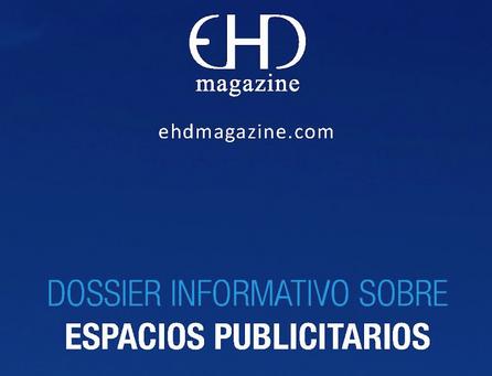 TU PUBLICIDAD EN EHD magazine