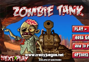 Jugar Zombie Tank