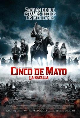 Cinco de Mayo: La Batalla – DVDRIP LATINO