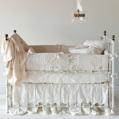 Superb Bella Notte Linens Gwen Crib Bedding
