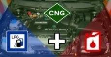 LPG  -  CNG  -  GASOLINE