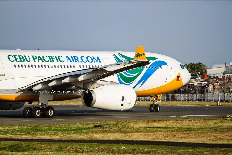 The Battle for Australia: Australians Await Arrival of Cebu Pacific