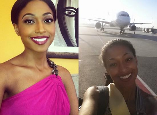 Rupa Peserta Miss Universe Dengan dan Tanpa MakeUp