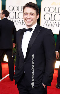James Franco attends the 68th Annual Golden Globe Awards in Beverly Hills