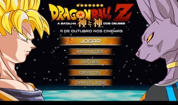 Dragon Ball Z A Batalha dos Deuses Download