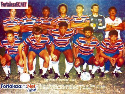 Resultado de imagem para fortaleza fc 1987