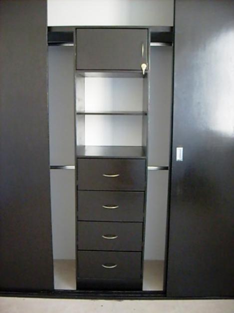 Carpinteria segar closets for Closets modernos con television