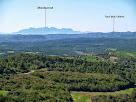 Montserrat i el Turó de Cellers