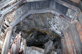Skunk Train Tunnel Cave In