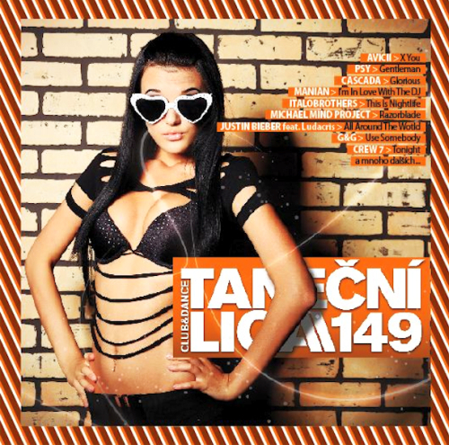 Baixar CD be61f8bb3626de5f1dfd4ca615887d90 V.A   Tanecni Liga 149 (2013)