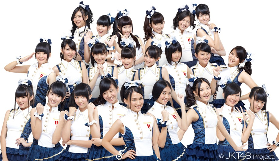 Lirik dan Cord Gitar JKT48 - Ponytail to Shushu