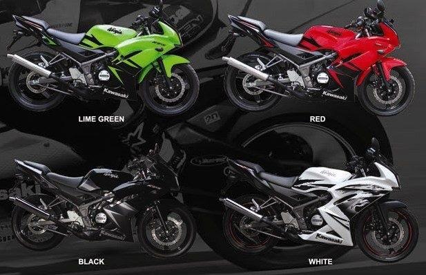 Ninja 150RR (atau Kawasaki kips KRR-150X di Malaysia dan ninja zx