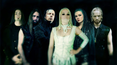 white empress - band