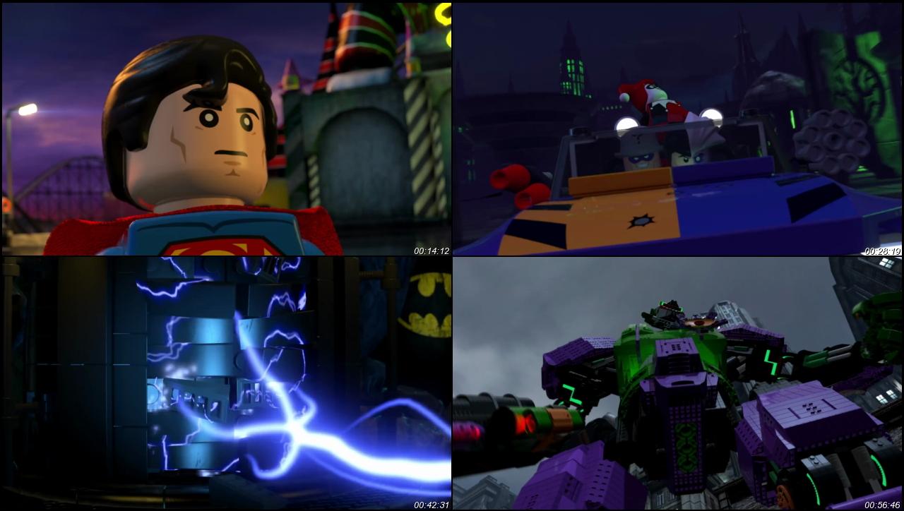 Lego Batman: The Movie - DC Super Heroes Unite 2013