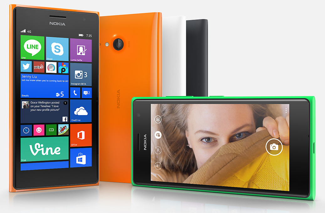 Nokia Lumia 735: Specs, Price and Availability
