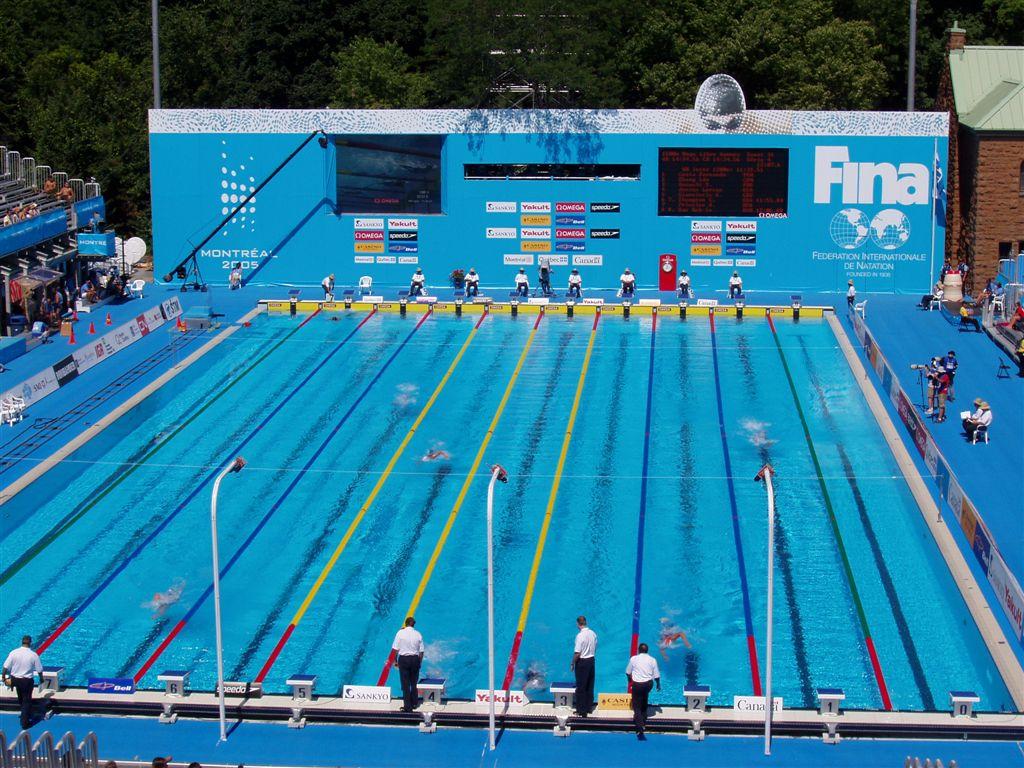 La FINA, la Federación Internacional de Natación, ha sorprendido a ...
