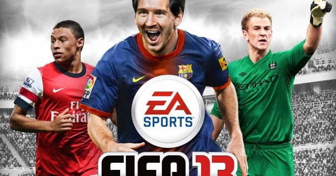 Free Download FIFA 13 Software or Application Full Version