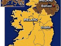 Belfast County Map Area