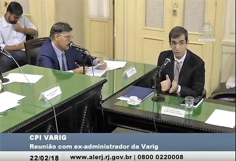 CPI da Varig: relatório preliminar será apresentado em 15 dias (+ vídeo)