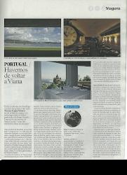 Viagens: Havemos de voltar a Viana