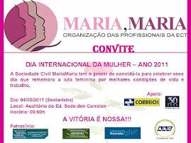 Dia Internacional da Mulher 2011