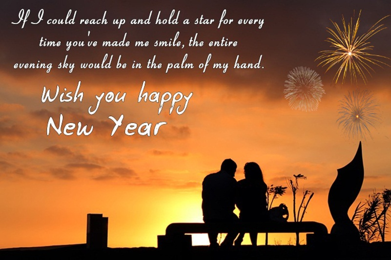 New Year Love Quotes Greeting