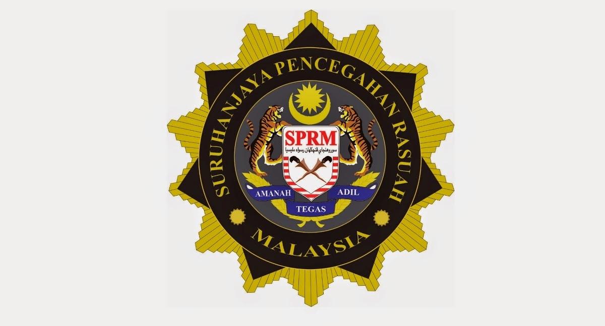 Jawatan Kerja Kosong Suruhanjaya Pencegahan Rasuah Malaysia (SPRM) logo www.ohjob.info mac 2015