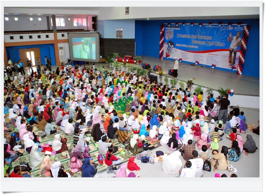 KAK BIMO MASTER DONGENG INDONESIA