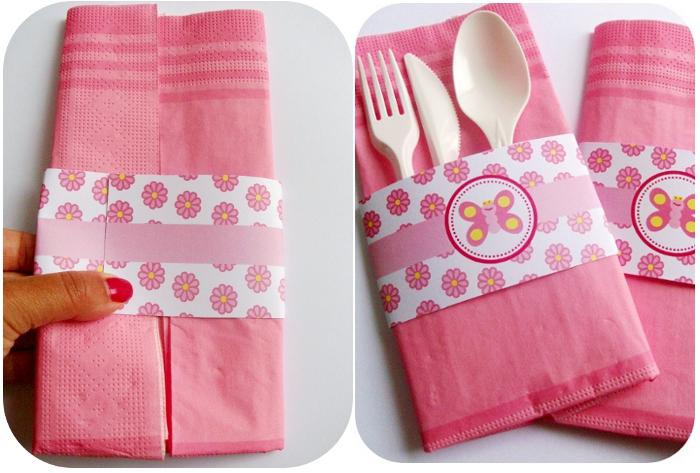 Eduarda 39 s blog ideas for folding napkins thumbnail the - Paper napkin folding ideas ...
