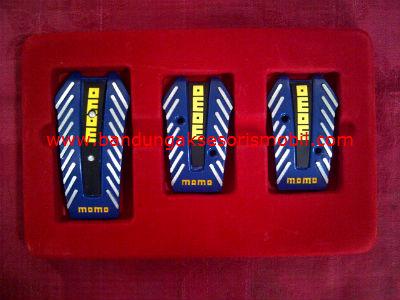 Pedal Gas Momo Ori 0029 Biru
