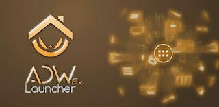 adw launcher ex apk terbaru