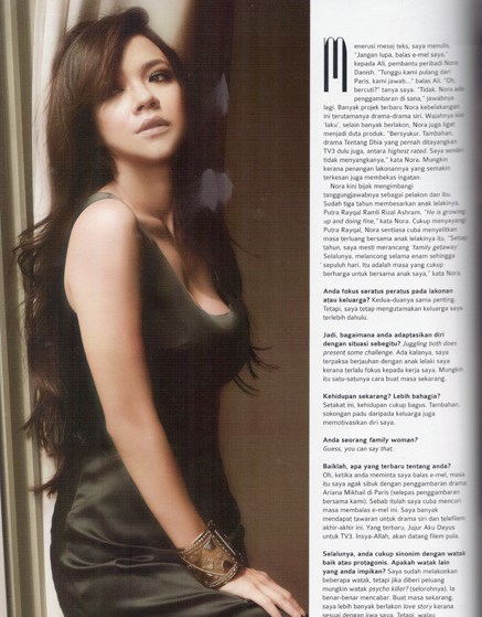 Nora danish hot naked