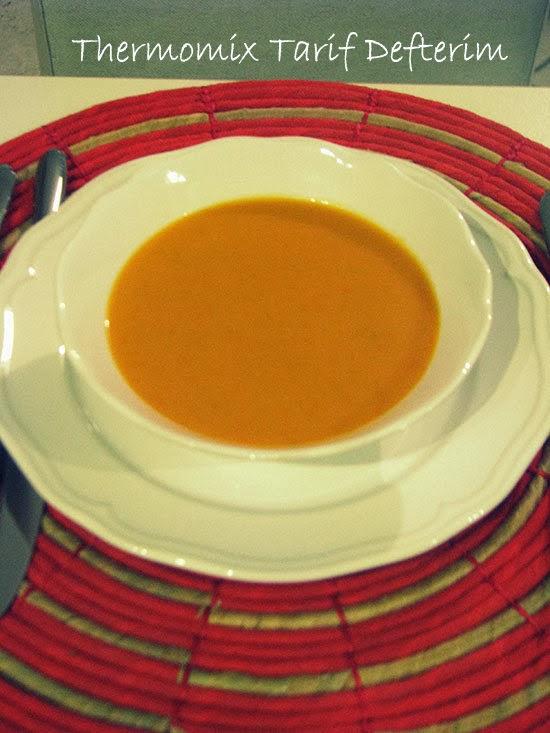 Thermomix Creamy Tomato Soup