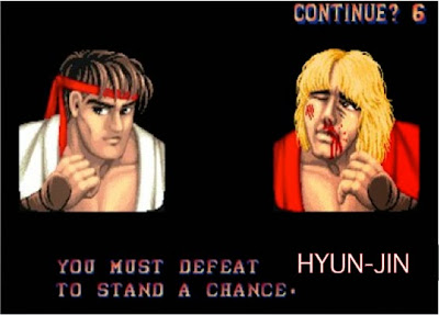 Post-Game 137 Thread: Ryu Defeats The Enemy