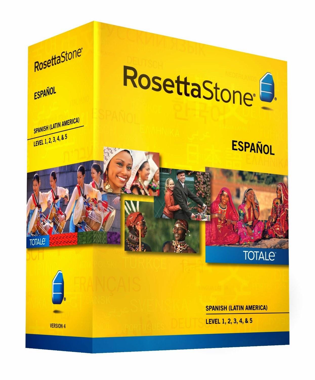 Rosetta Stone Spanish Image