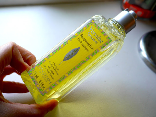 L'Occitane Verveine Agrumes Fresh Shampoo review