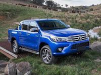 Spesifikasi dan Harga Toyota Hilux 2016 Terbaru