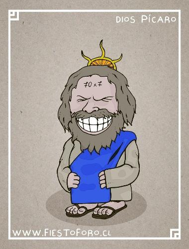 El dios Picaro