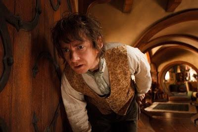 Bilbo Hobbit beginning