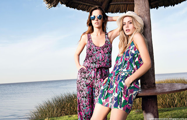 Moda y tendencias primavera verano 2016, ropa de moda de la colección Wupper Jeans primavera verano 2016.