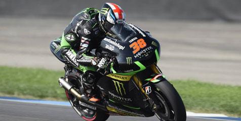 Smith Lega Bisa Finis Di MotoGP Indianapolis