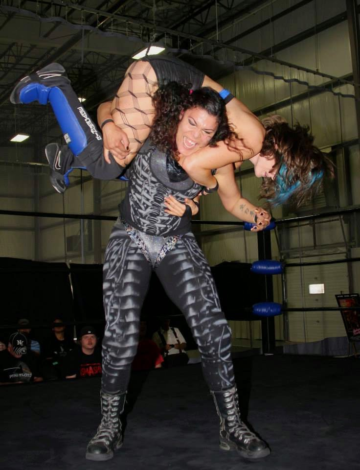 Vanessa Kraven defeats Allysin Kay