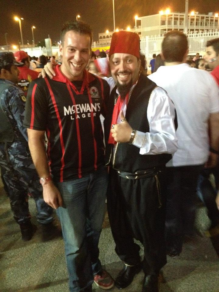 Lebanese Fez Guy